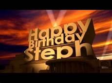 bilder happy birthday happy birthday steph