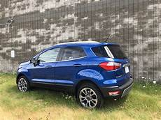 2018 ford ecosport titanium 4wd review motor illustrated