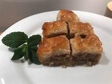 baklava selber machen baklava selber machen arabisches rezept