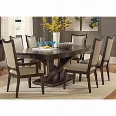 liberty furniture springfield 7 piece pedestal table