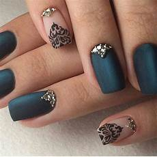 blue gel nail art designs 2016 nail art styling