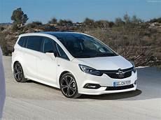 Opel Zafira 2017 Picture 3 Of 82