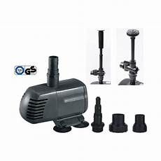 pompe pour fontaine pompe np 3000l h pour fontaines cascades et filtration