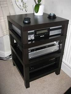 Diy Hifi Rack Audio Rack Stereo Cabinet Diy Rack