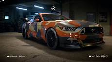 Ford Mustang Getunt - need for speed 2015 ford mustang gt 2015 customize car