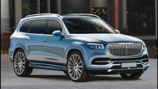 2021 maybach gls render the king of suv