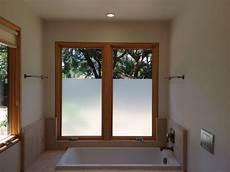 Bad Fenster Sichtschutz - decorative privacy glass plus
