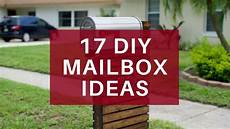 17 Easy Diy Mailbox Ideas Decorative Mailbox Designs