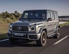 2019 Mercedes G500 G63 Amg Review Gtspirit