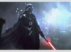 Star Wars, Darth Vader, Artwork, Digital Art, Lightsaber