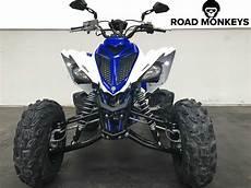 Yamaha Yfm 700 R Raptor 2016 In Blau Weiss Bei Road