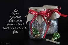 Geldgeschenke Verpacken F 252 R Weihnachten Geschenke