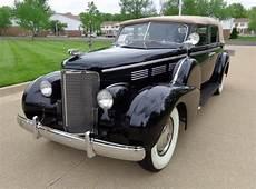 1938 CADILLAC SERIES 75 FLEETWOOD CONVERTIBLE 12627 Miles