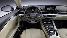 audi a5 interieur new 2017 audi a5 s5 sportback revealed with sharper