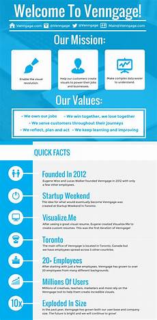 how to create a fact sheet for new hires exles infographic venngage