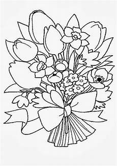 Blumen Malvorlage Kostenlos Malvorlagen Blumen Kostenlos