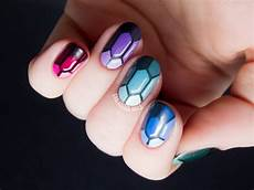 tutorial precious gems nail art inspired by the ring and