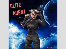 ELITE AGENT Edit // Background   Fortnite: Battle Royale