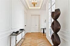 Entrée Appartement Design Visite Priv 233 E D Un Appartement Haussmannien De 250 M2