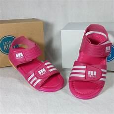 jual sepatu sendal anak perempuan usia 1 4 tahun size 22 25 warna pink keren bahan bagus