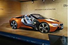 bmw teases with its new drop top i8 concept bmw bmwi8