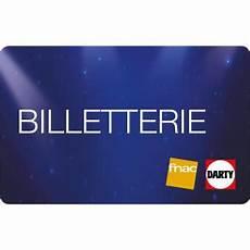 E Carte Cadeau Fnac Darty Billetterie Top Prix Fnac