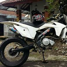 Modifikasi Vixion Trail by Vixion Modifikasi Supermoto Trail Motorbikes On Carousell