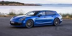 2018 Porsche Panamera Sport Turismo Review Photos