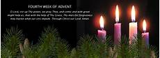 advent reflection for sunday december 24th umd