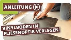 vinylboden in fliesenoptik verlegen parkett wohnwelt