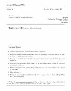 properties of definite integrals worksheet for 12th higher ed lesson planet