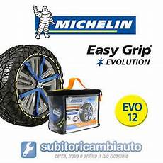Catene Calze Neve Michelin Easy Grip Evolution Mod Evo 12