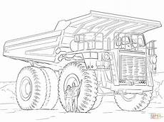 dump truck coloring page free printable coloring pages