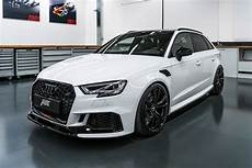 audi rs3 by abt sportsline with 500 ps 570 nm