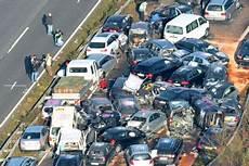 a31 unfall heute massenkarambolage im m 252 nsterland autobild de