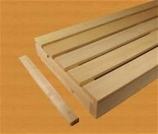 saunaliegen saunab 228 nke bodenroste aus abachiholz sowie