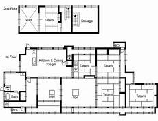 haiku house plans traditional japanese house floor plan google search