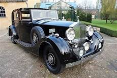 Classic 1937 Rolls Royce Phantom Iii Windovers Sedanca De