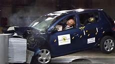 Crash Test Dacia Sandero 2013