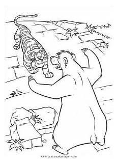 Dschungelbuch Malvorlagen Quest Dschungelbuch054 Gratis Malvorlage In Comic
