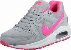 nike air max command flex gs shoes grey pink