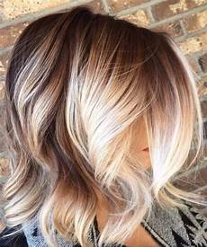 go for an out of the ordinary balayage 40