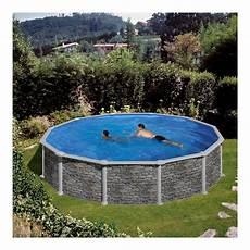 piscine bois hors sol semi enterrée decoration exterieur piscine hors sol