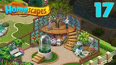 homescapes story walkthrough part 17 gameplay ios android youtube