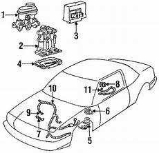 grand prix abs wiring diagram pontiac grand prix abs wheel speed sensor front 10456116 gm parts direct houston tx
