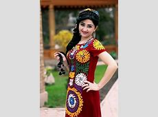 Tajik Dresses   Pakistani wedding outfits, Traditional