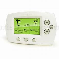 honeywell thermostat th6110d1021 wiring diagram buy honeywell focuspro 6000 programmable 1 heat 1 cool thermostat large screen honeywell