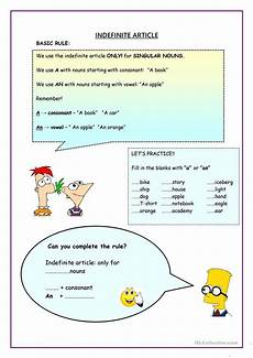 worksheets on indefinite articles 18919 indefinite article worksheet free esl printable worksheets made by teachers