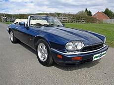jaguar xjs cabrio used 1995 jaguar xjs convertible for sale in west sussex
