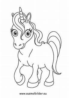 Malvorlage Pferd Einhorn Die 53 Besten Bilder Einhorn Malvorlagen Coloring